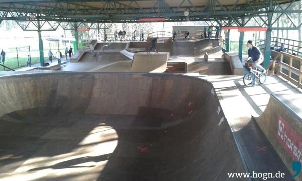 skatepark in tschechien_Hradec Kralove