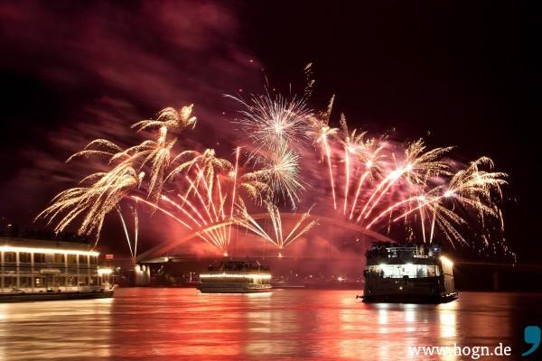 Donau in Flammen (2)