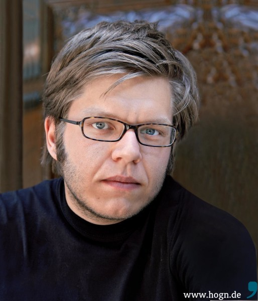 Martin Becker, deutscher Autor