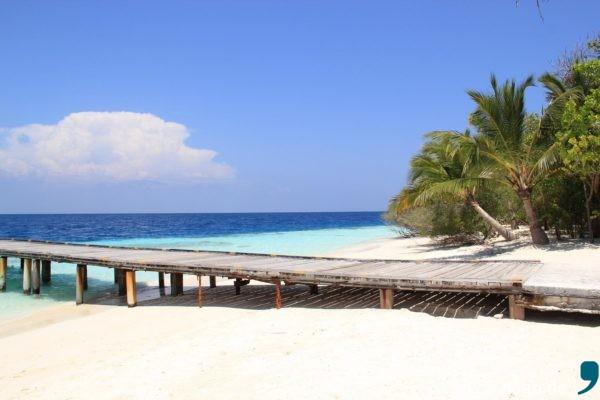 Maledivenurlaub - ideal um zwischendrin mal abzuschalten