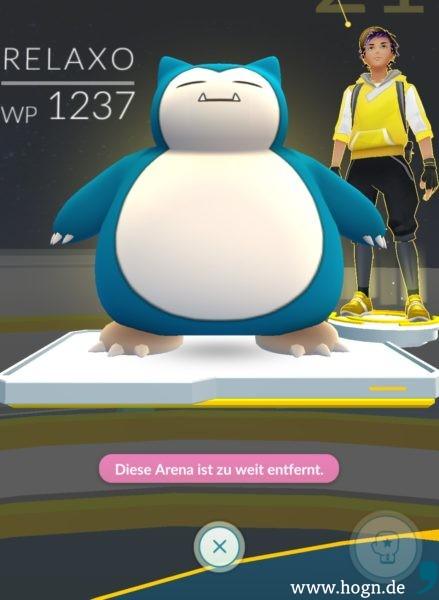 Die Pokémon-Welt fesselt derzeit viele Fans ans Smartphone. Durch diese Ablenkung kann es zu Unfällen kommem, weshalb es nun sogenannte Trainer-Schutz-Versicherungen gibt. Screenshot: da Hog'n