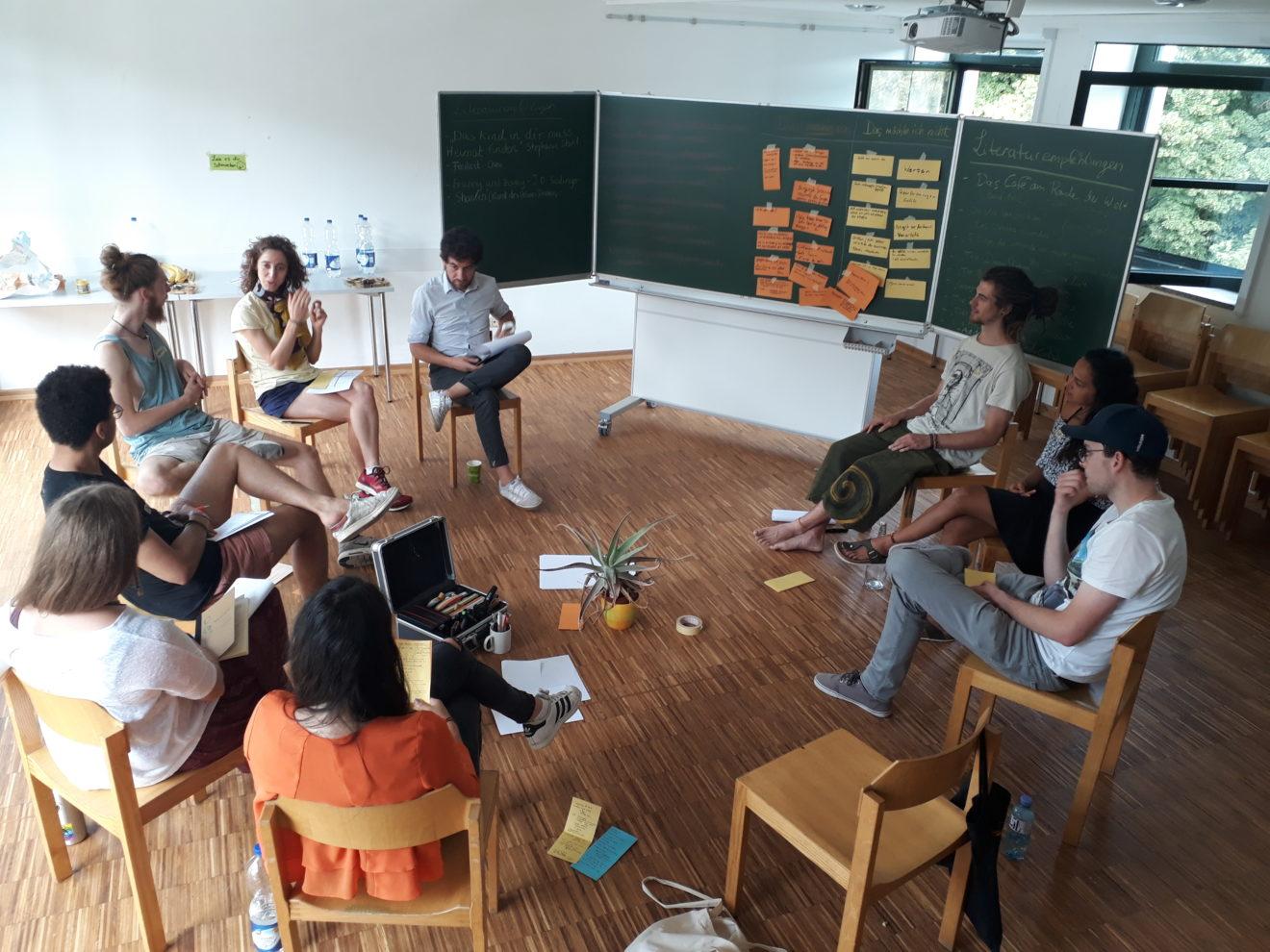 Studentenwohnheim frauen kennenlernen