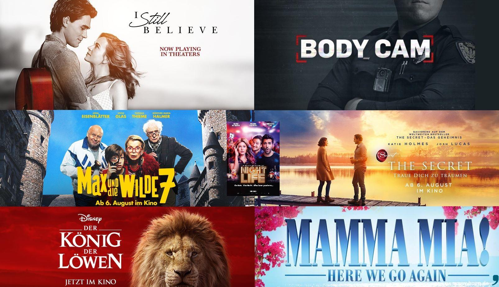 Cineplex Freyung Programm